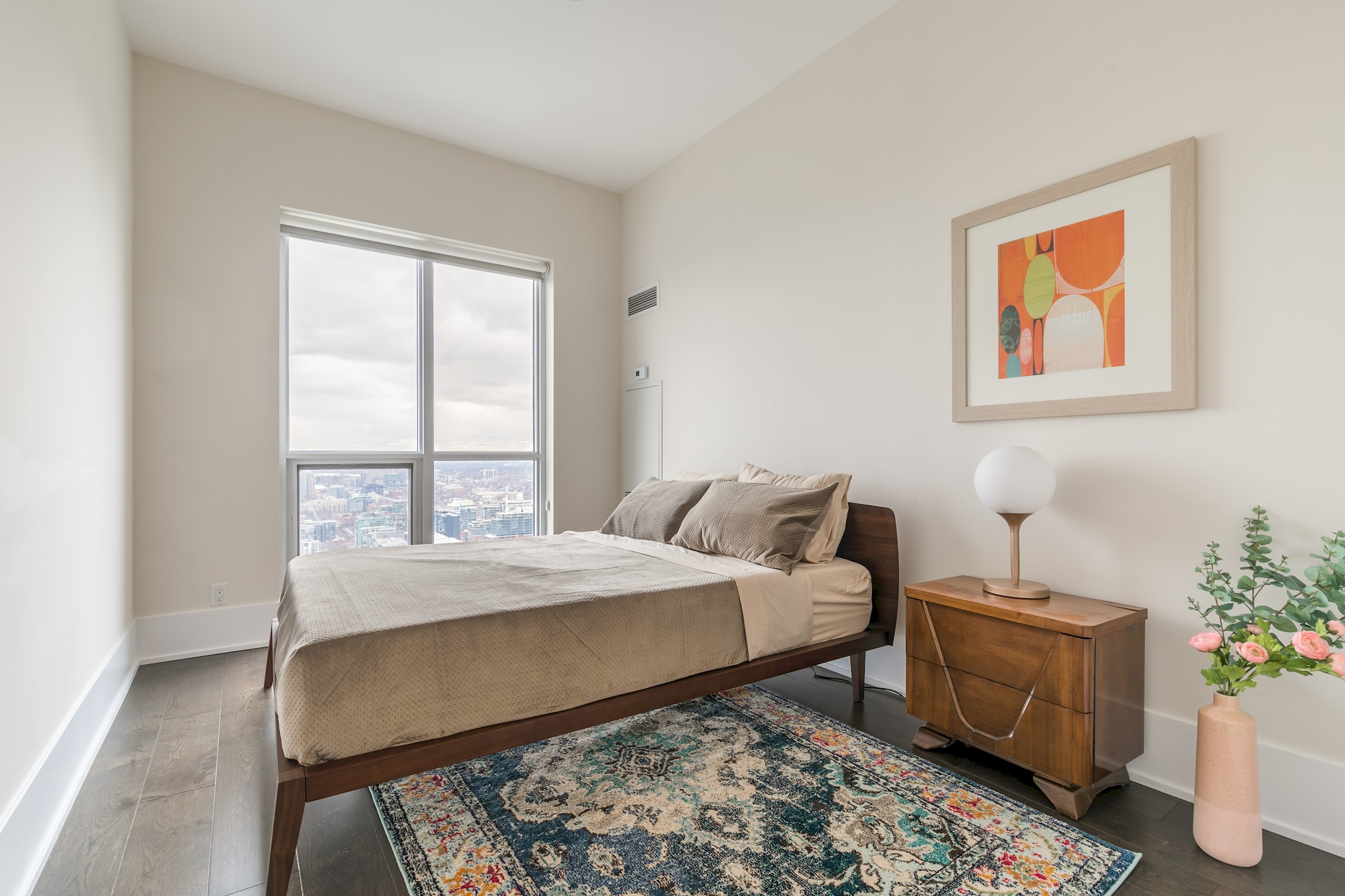 Apartment Mid-Century Suite with Majestic Sunset View photo 20441403