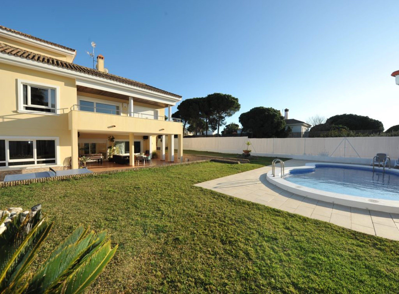 Exclusive 6BR Villa Ventolera by Rafleys in Novo Sancti Petri Chiclana,