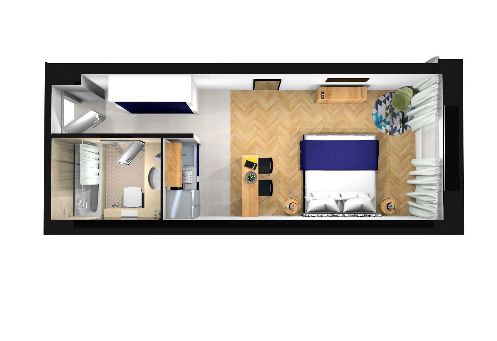 Apartment Studio Sea View Apartment photo 20655769