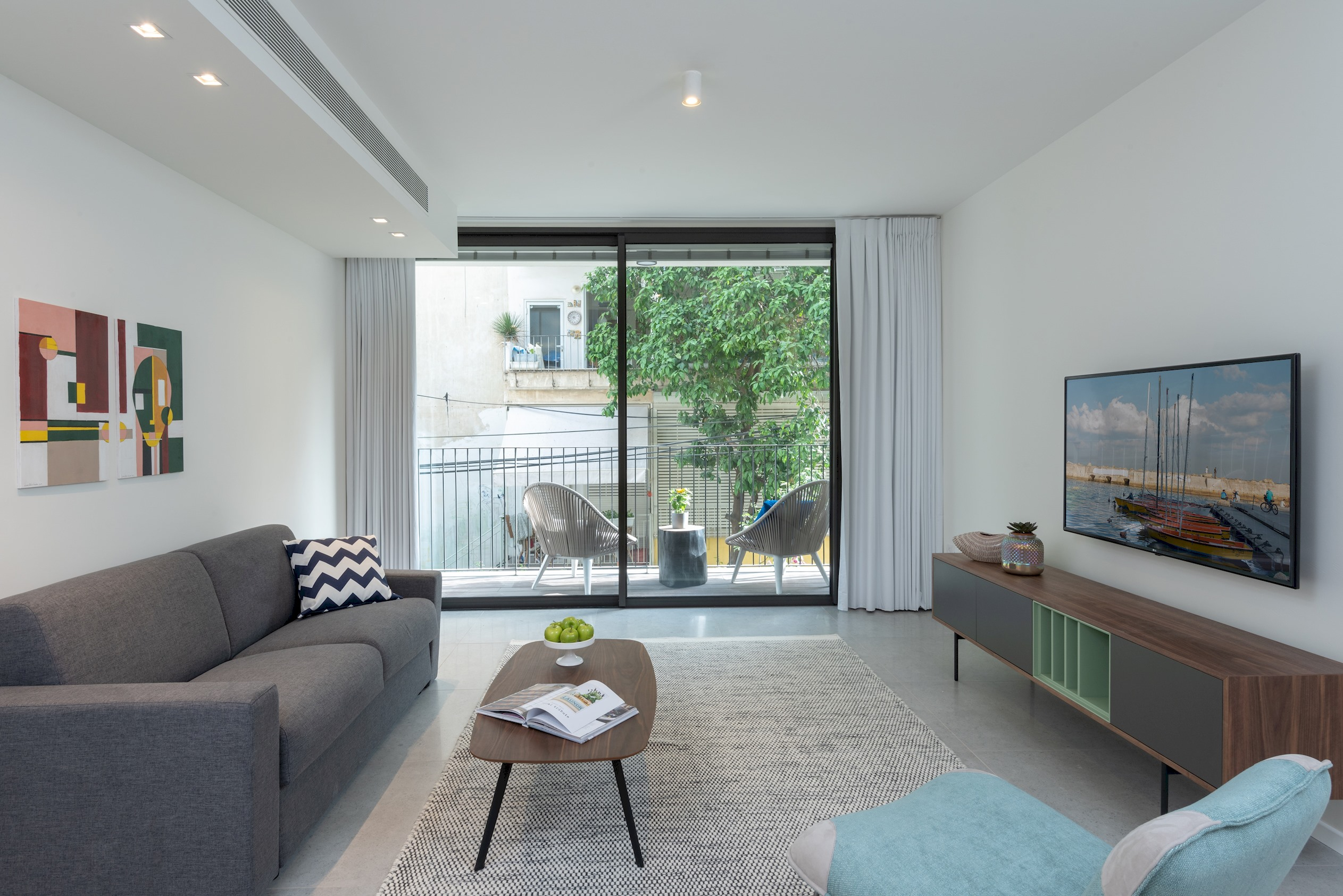 Apartment One Bedroom Apartment with Balcony photo 18339729