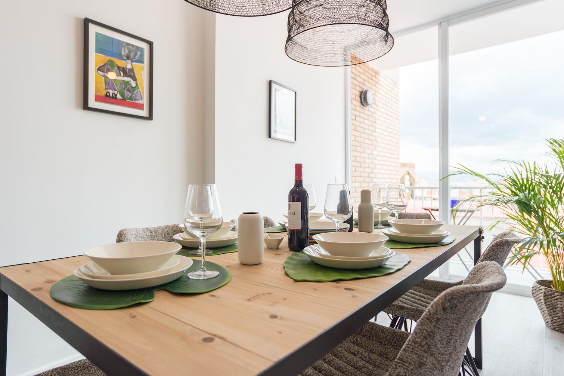 Apartment MalagaSuite Premium Deluxe Alameda photo 20519408