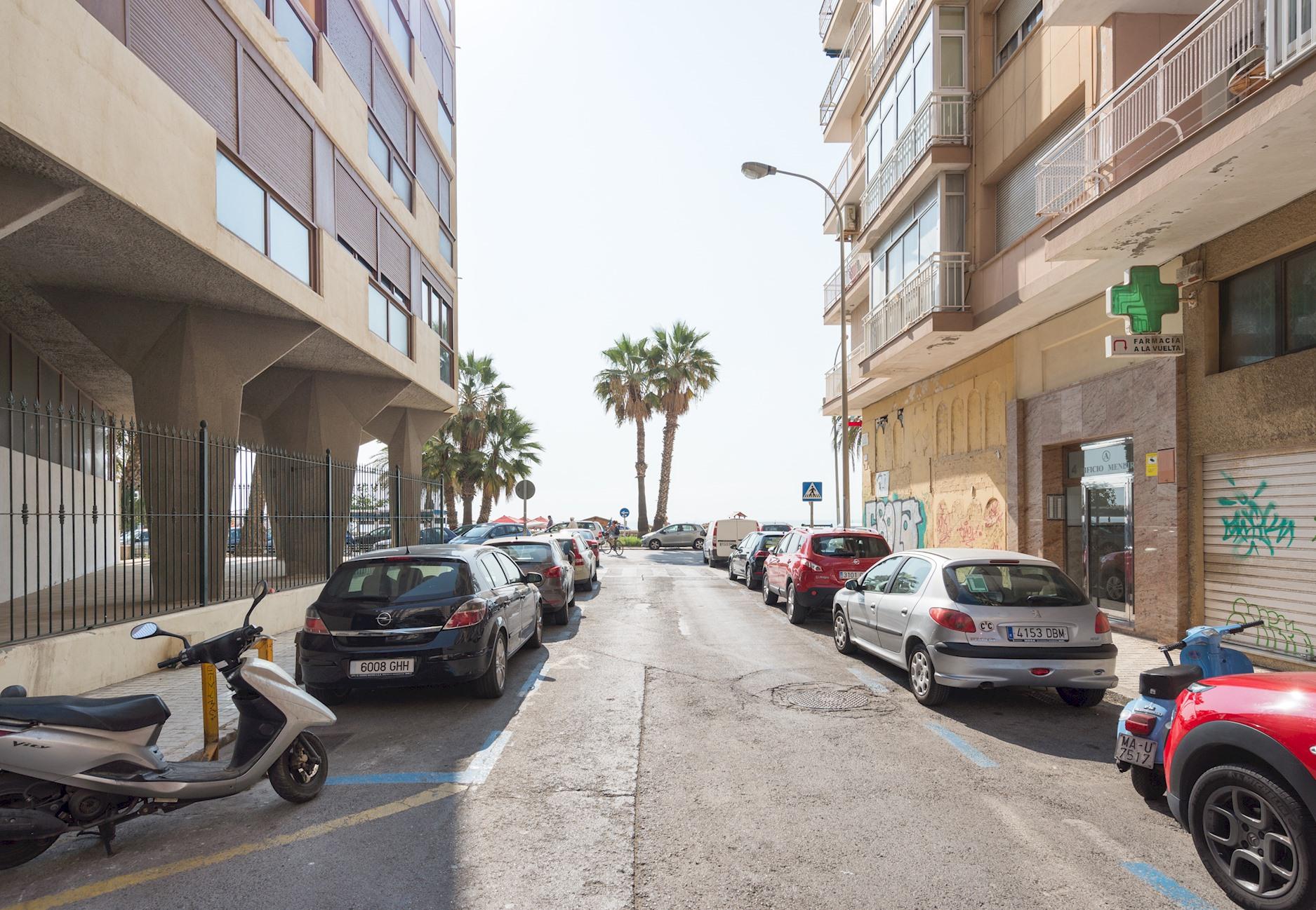 Apartment MalagaSuite Front Beach Malagueta photo 20507264