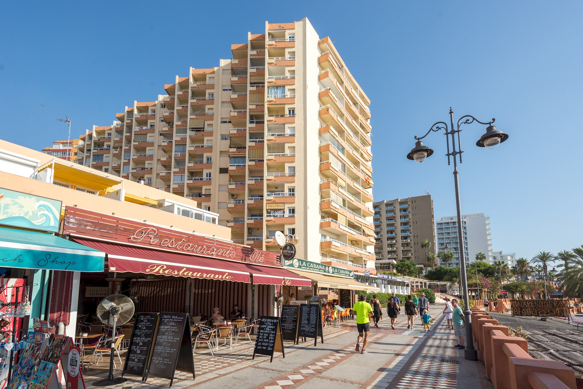Apartment MalagaSuite Front Beach Benalmadena photo 22954609