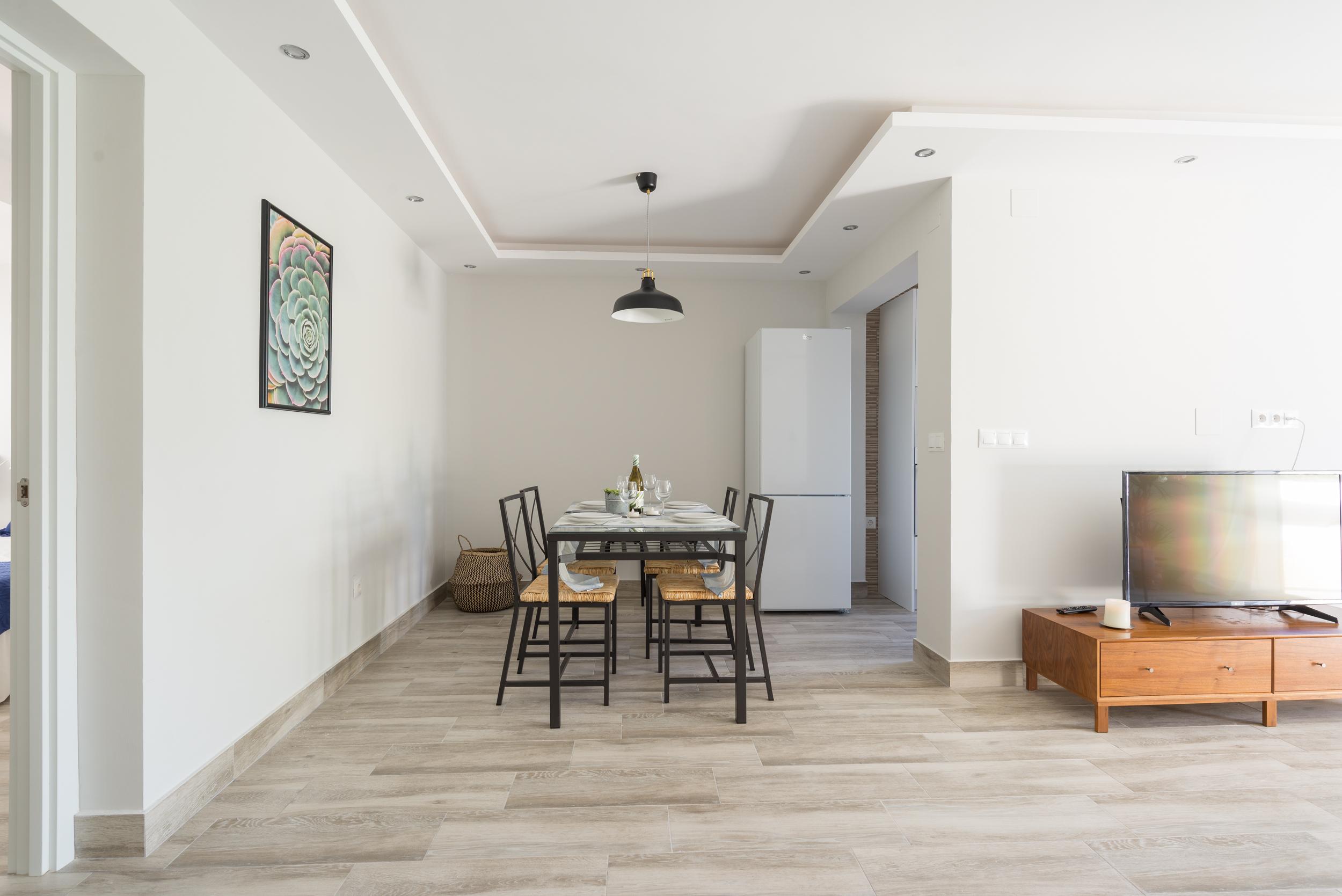Apartment MalagaSuite House Pool photo 20515272