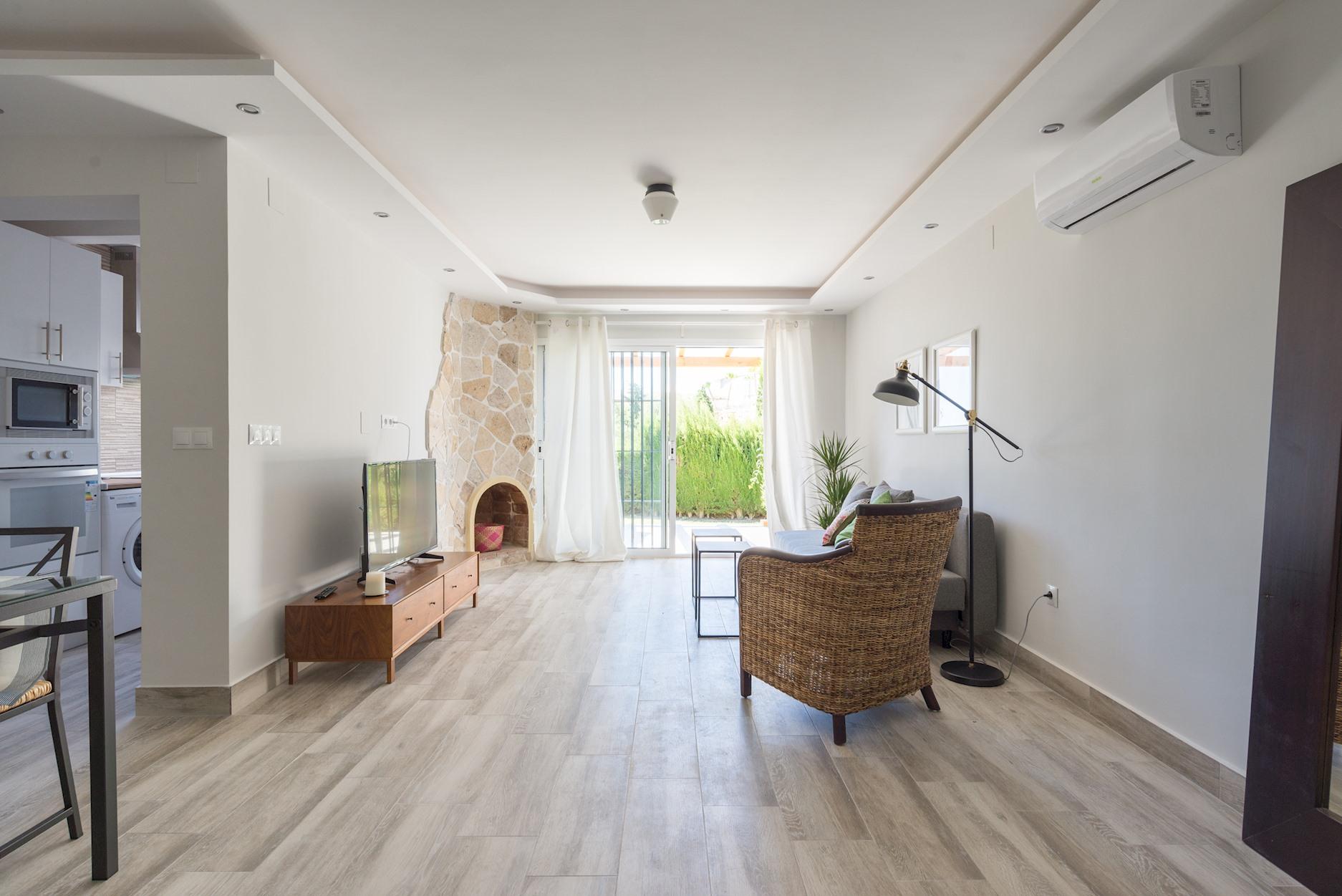 Apartment MalagaSuite House Pool photo 20515304