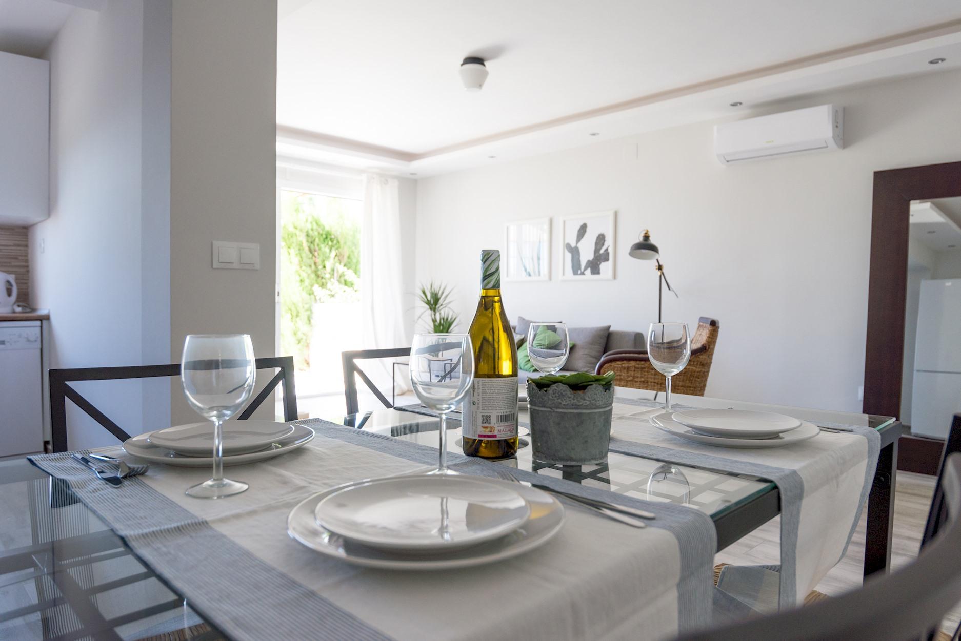 Apartment MalagaSuite House Pool photo 20515308