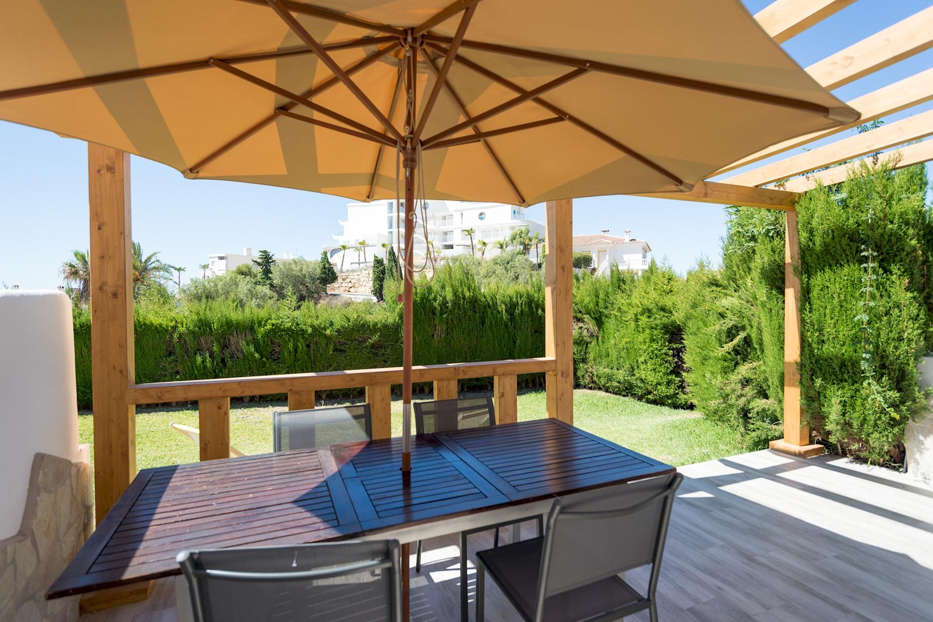 Apartment MalagaSuite House Pool photo 20515248