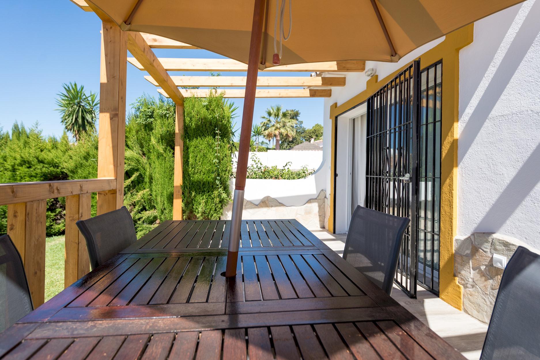 Apartment MalagaSuite House Pool photo 20515240