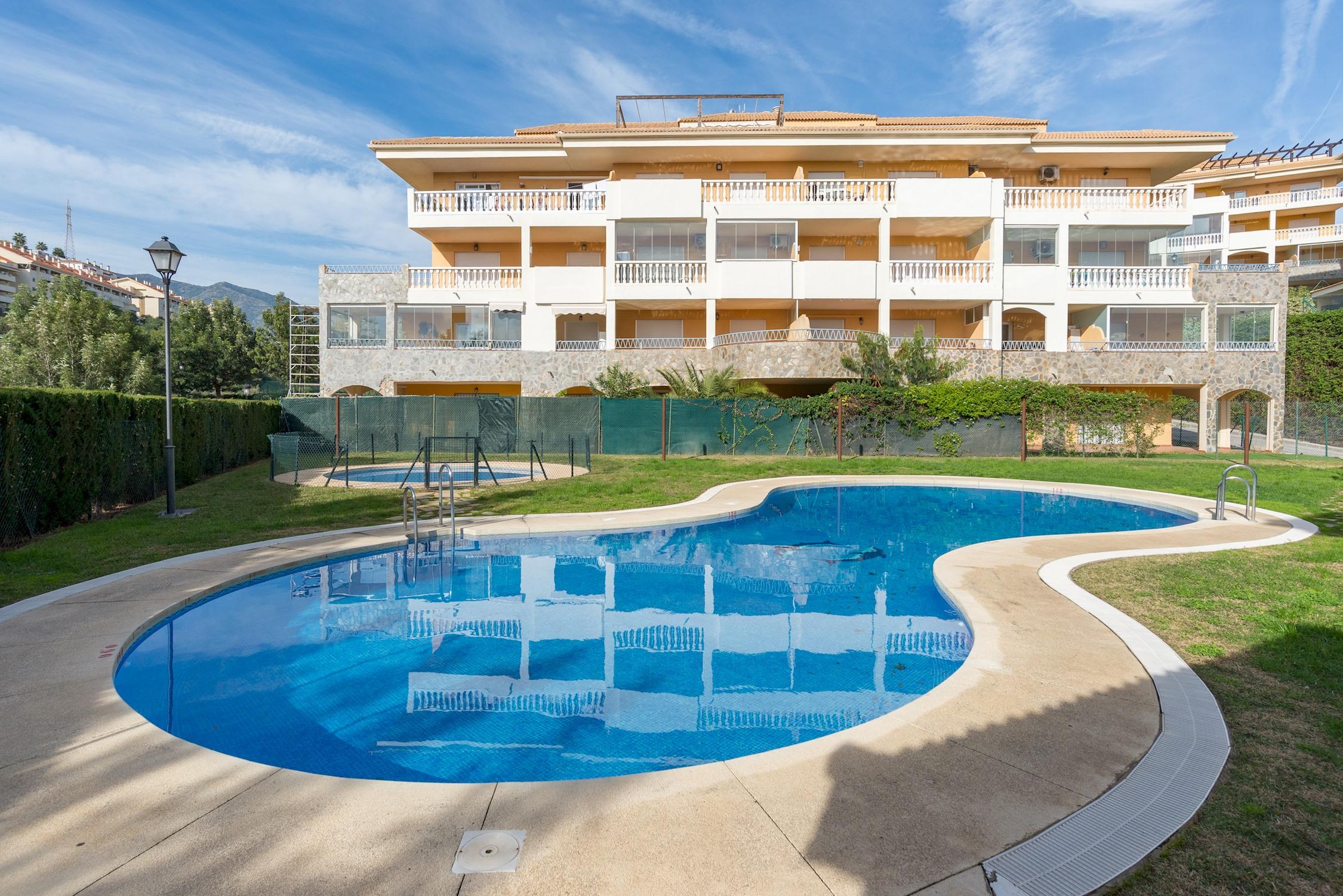 Apartment MalagaSuite Seaview Beach   Pool photo 19416031