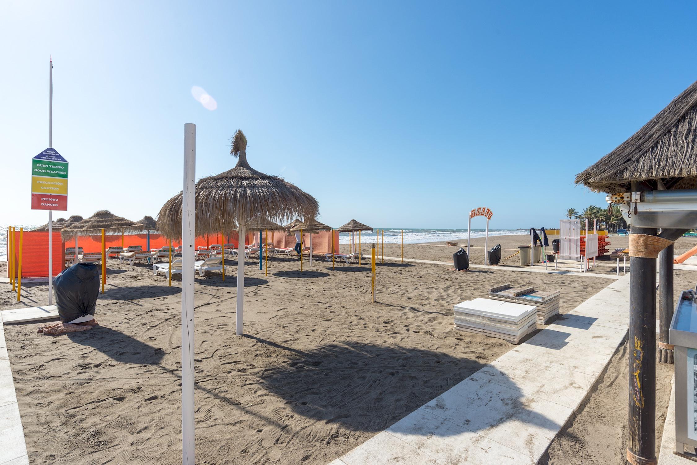 Apartment MalagaSuite Carihuela Sunset Beach photo 20505313
