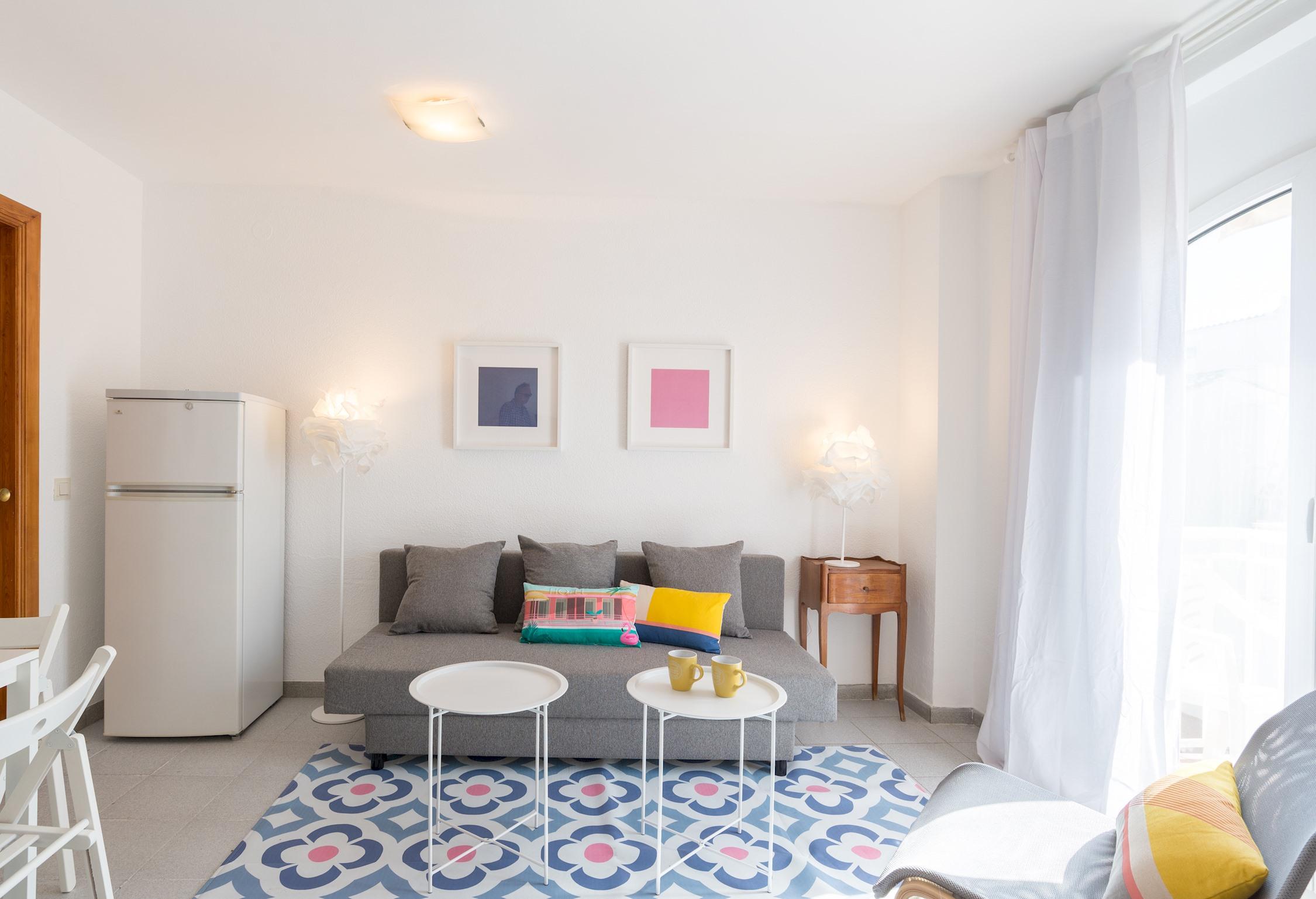 Apartment MalagaSuite Carihuela Sunset Beach photo 20505325