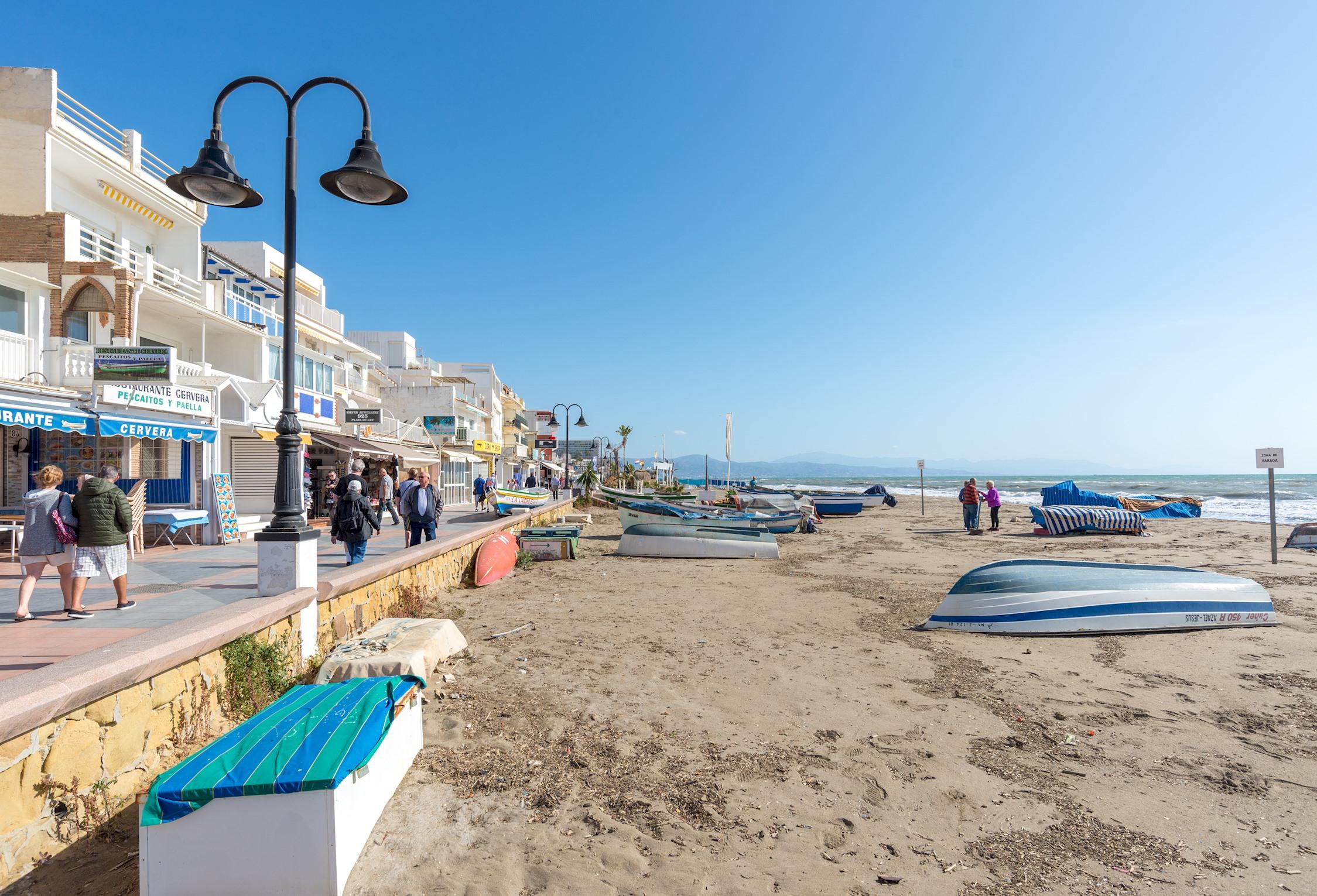 Apartment MalagaSuite Carihuela Sunset Beach photo 20505327