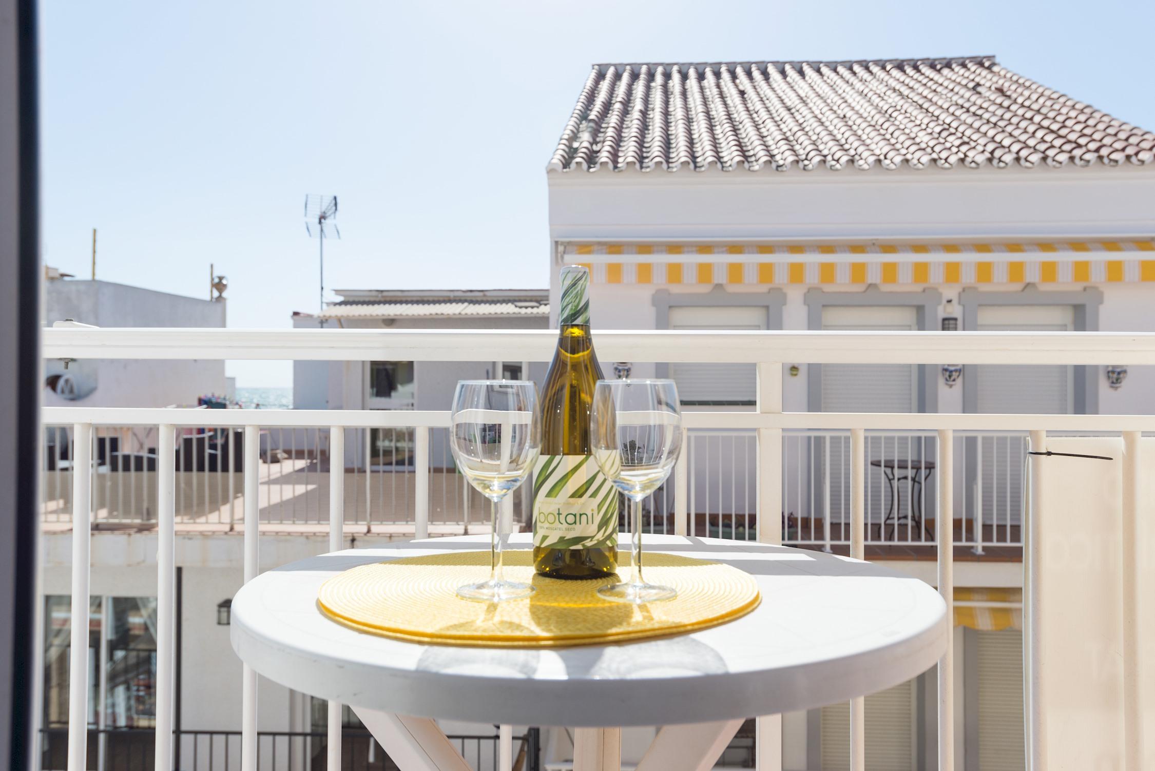 Apartment MalagaSuite Carihuela Sunset Beach photo 20505347