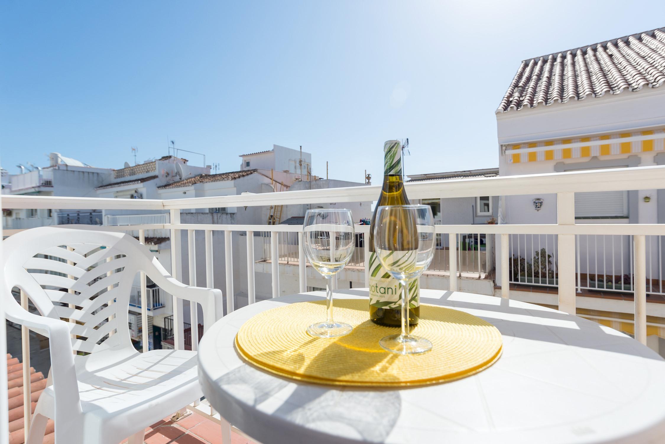 Apartment MalagaSuite Carihuela Sunset Beach photo 20505349