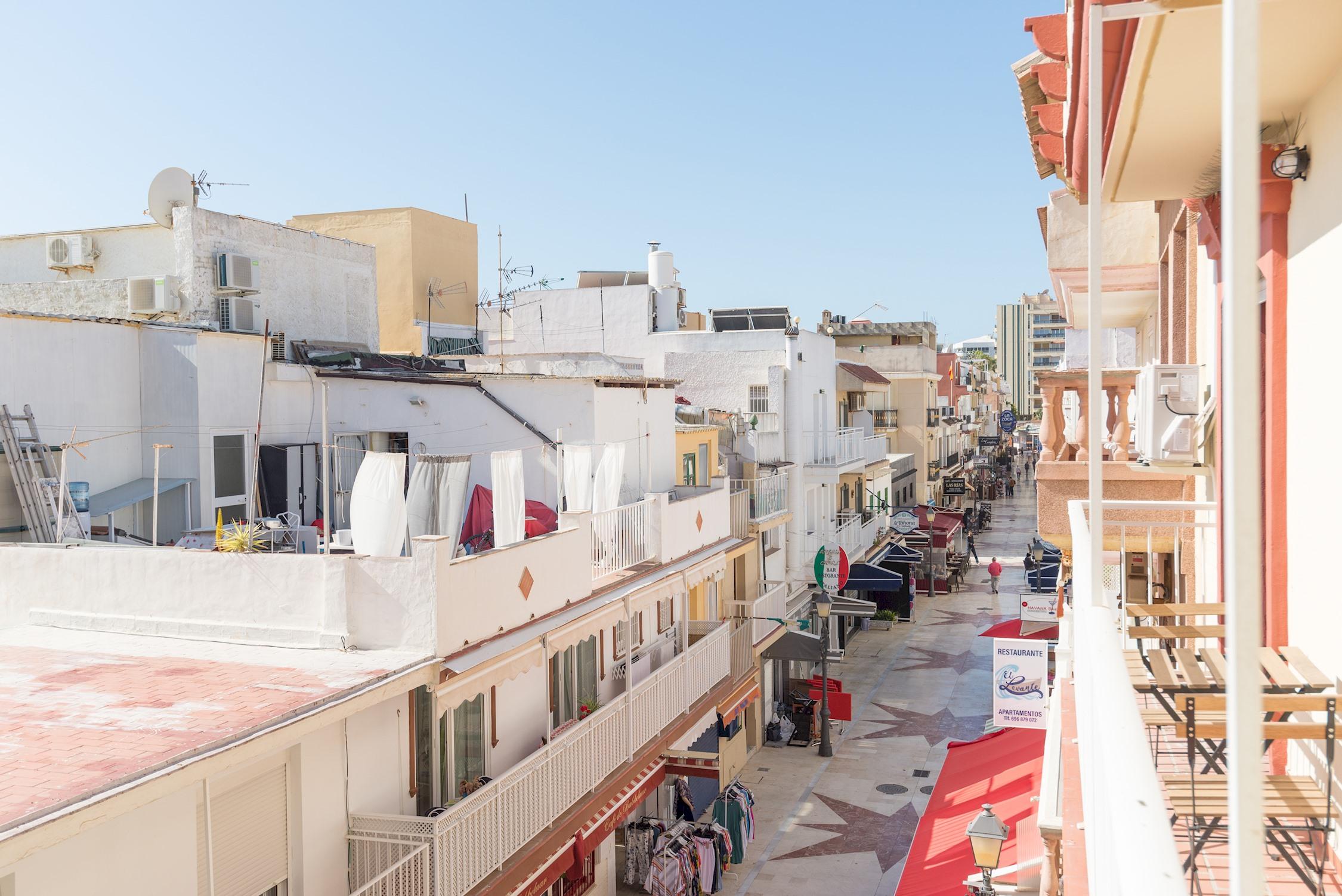 Apartment MalagaSuite Carihuela Sunset Beach photo 20505357