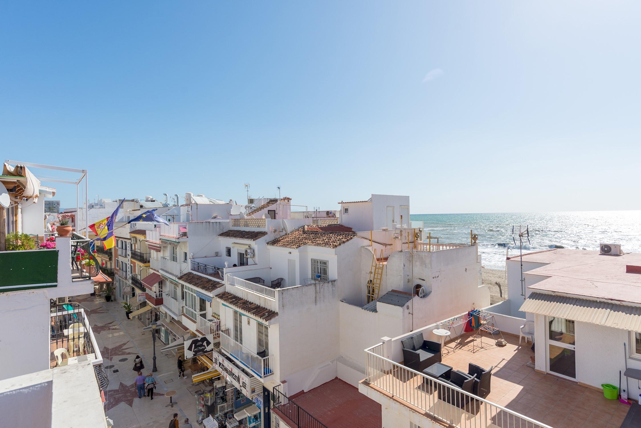 Apartment MalagaSuite Carihuela Sunset Beach photo 20505311