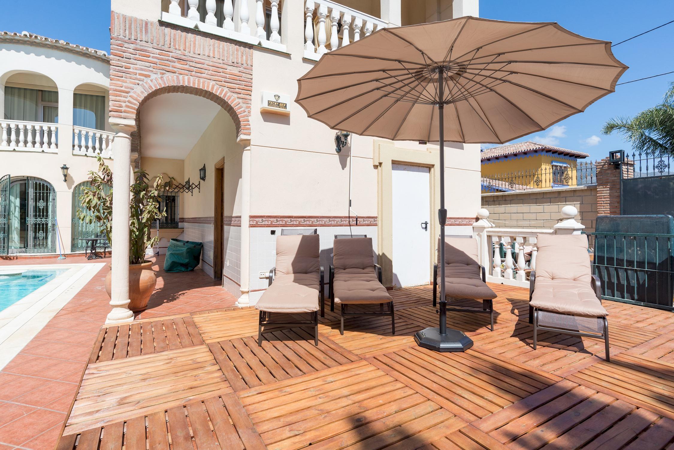 Apartment MalagaSuite Fancy House photo 20506880