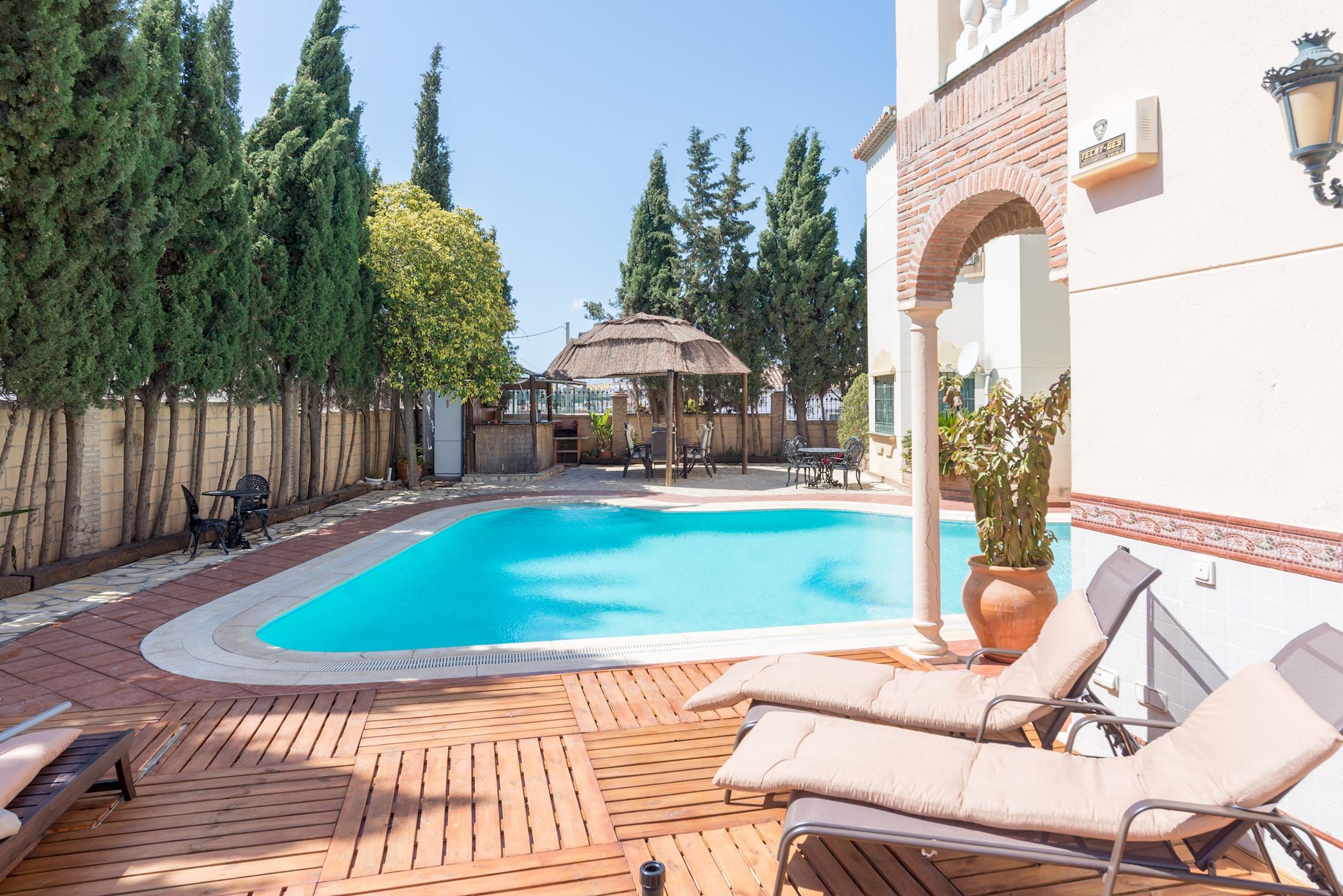 Apartment MalagaSuite Fancy House photo 20506852