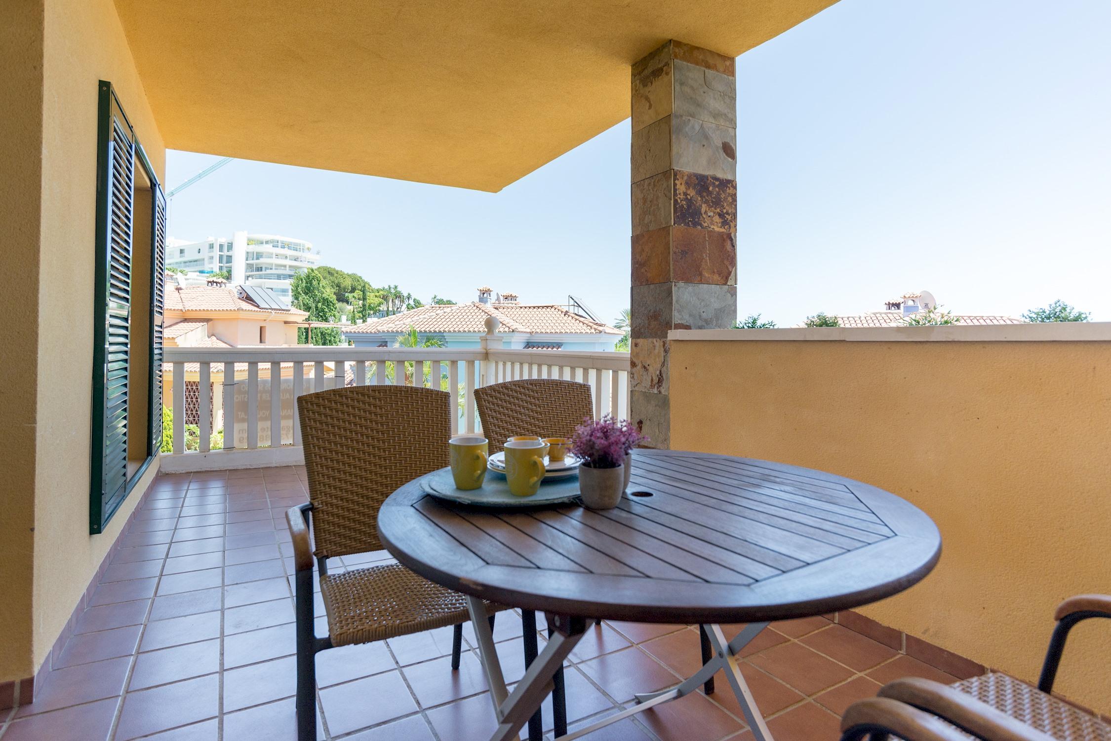 Apartment MalagaSuite Higueron Beach Pool photo 21808438
