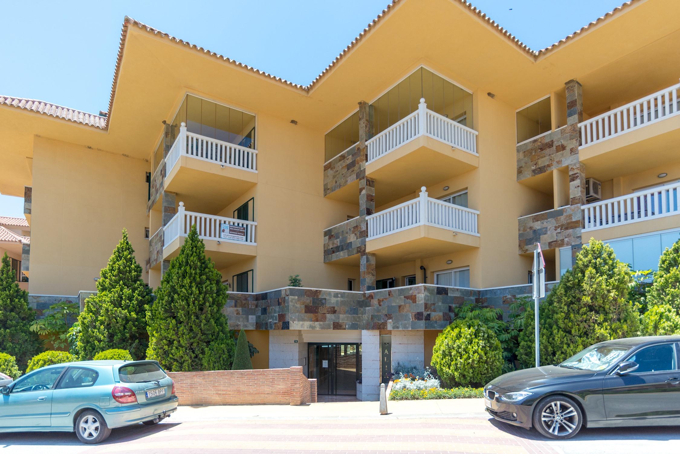 Apartment MalagaSuite Higueron Beach Pool photo 21808458