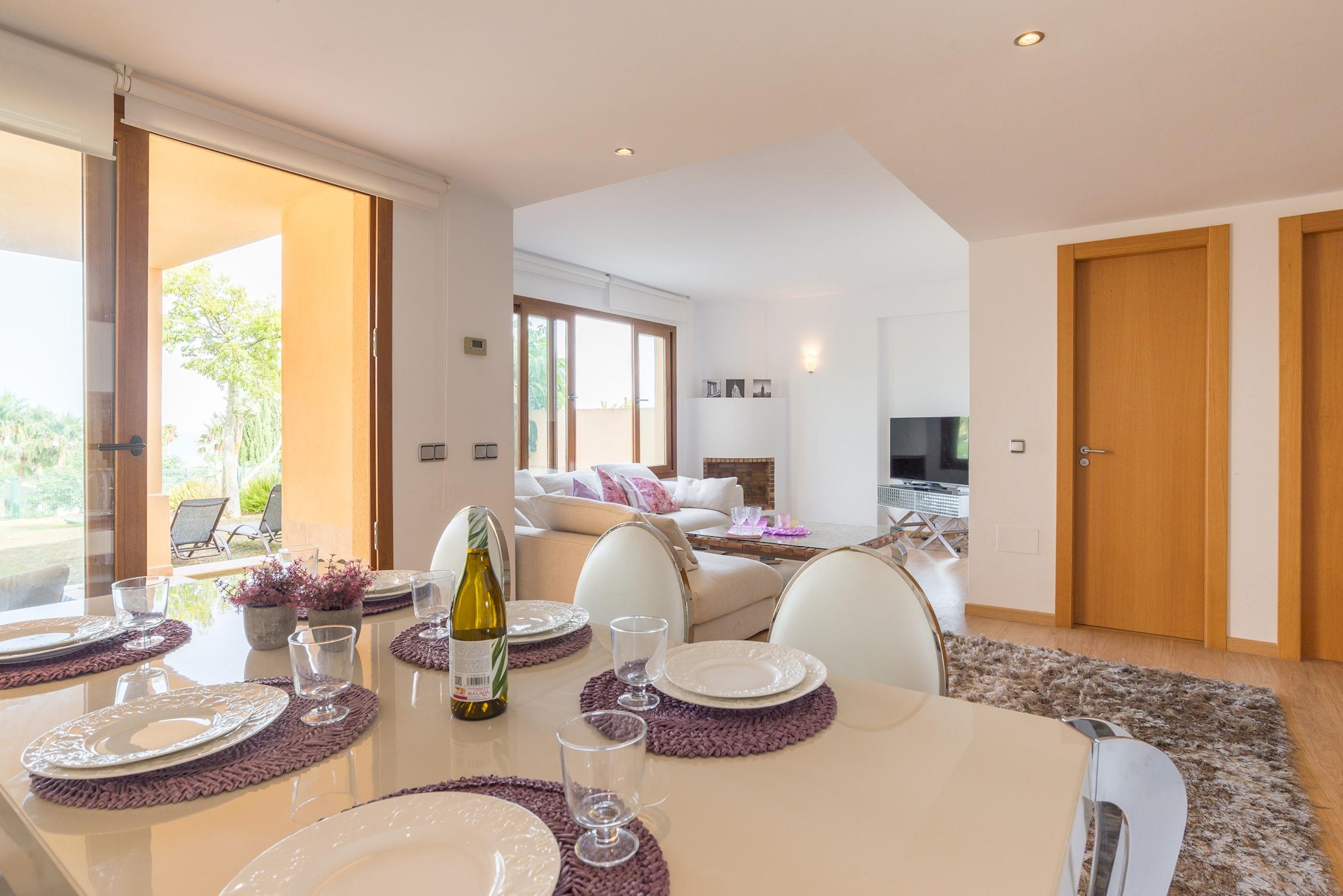 Apartment MalagaSuite Private Deluxe Villa photo 20236455