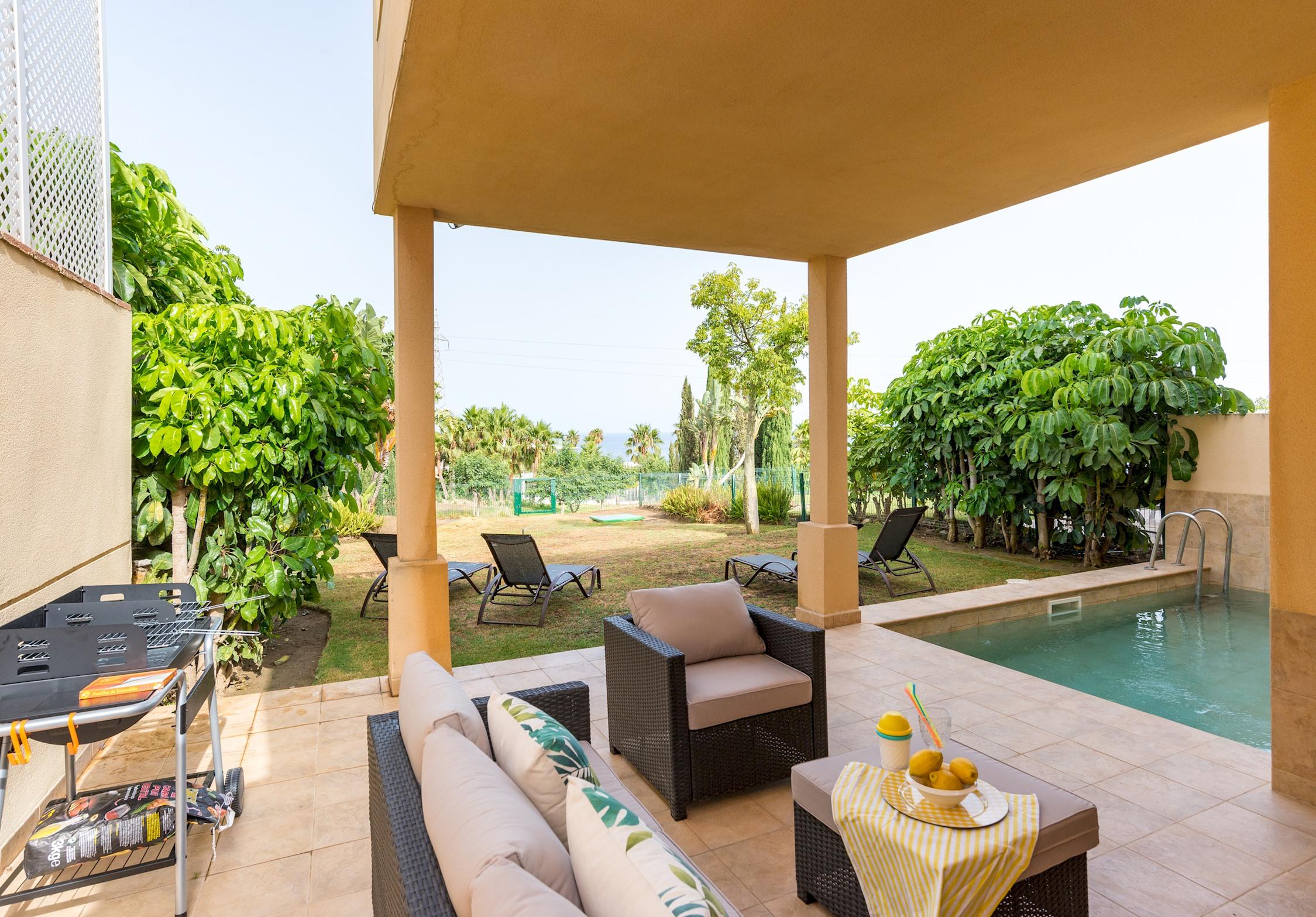 Apartment MalagaSuite Private Deluxe Villa photo 19531945