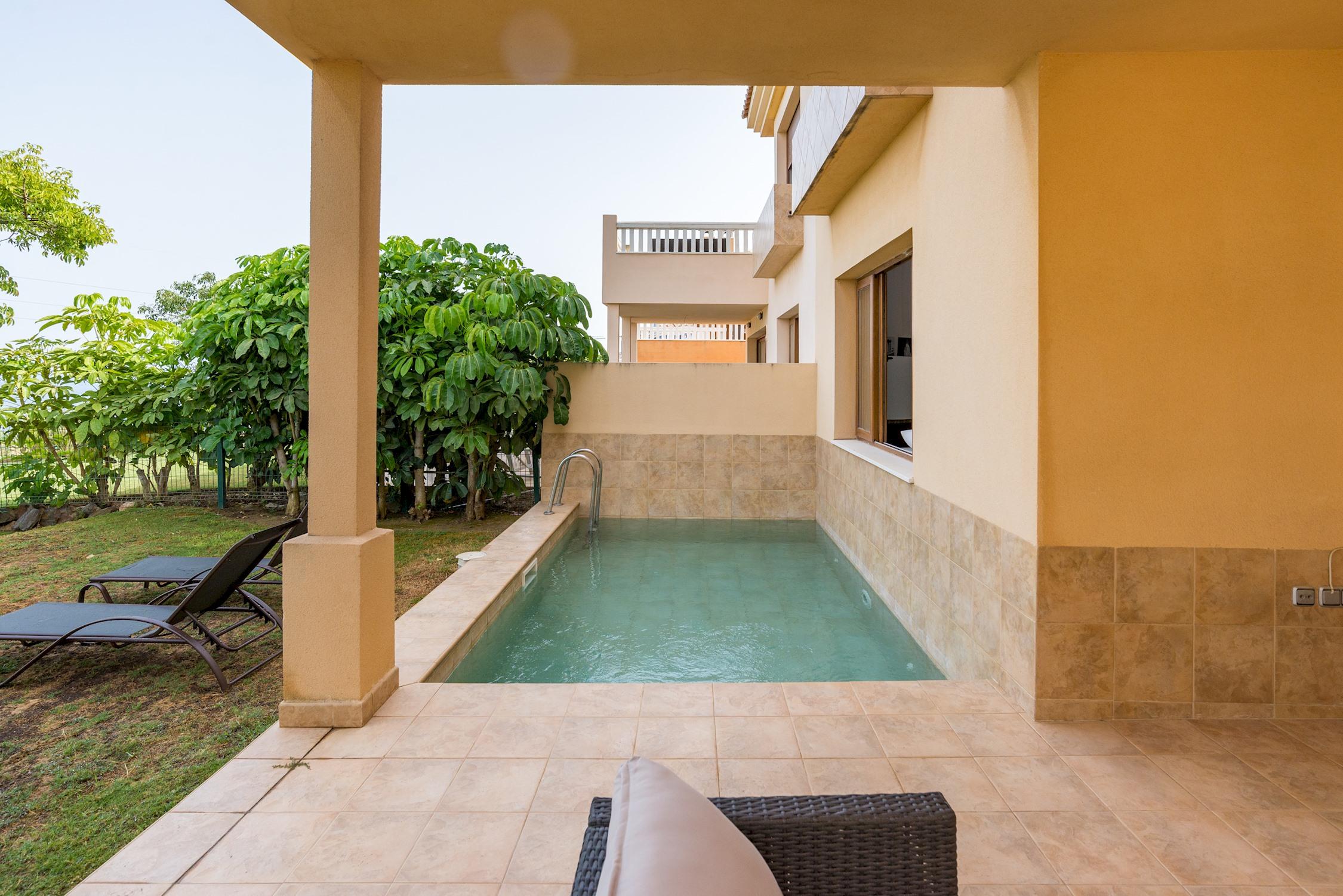 Apartment MalagaSuite Private Deluxe Villa photo 20498689