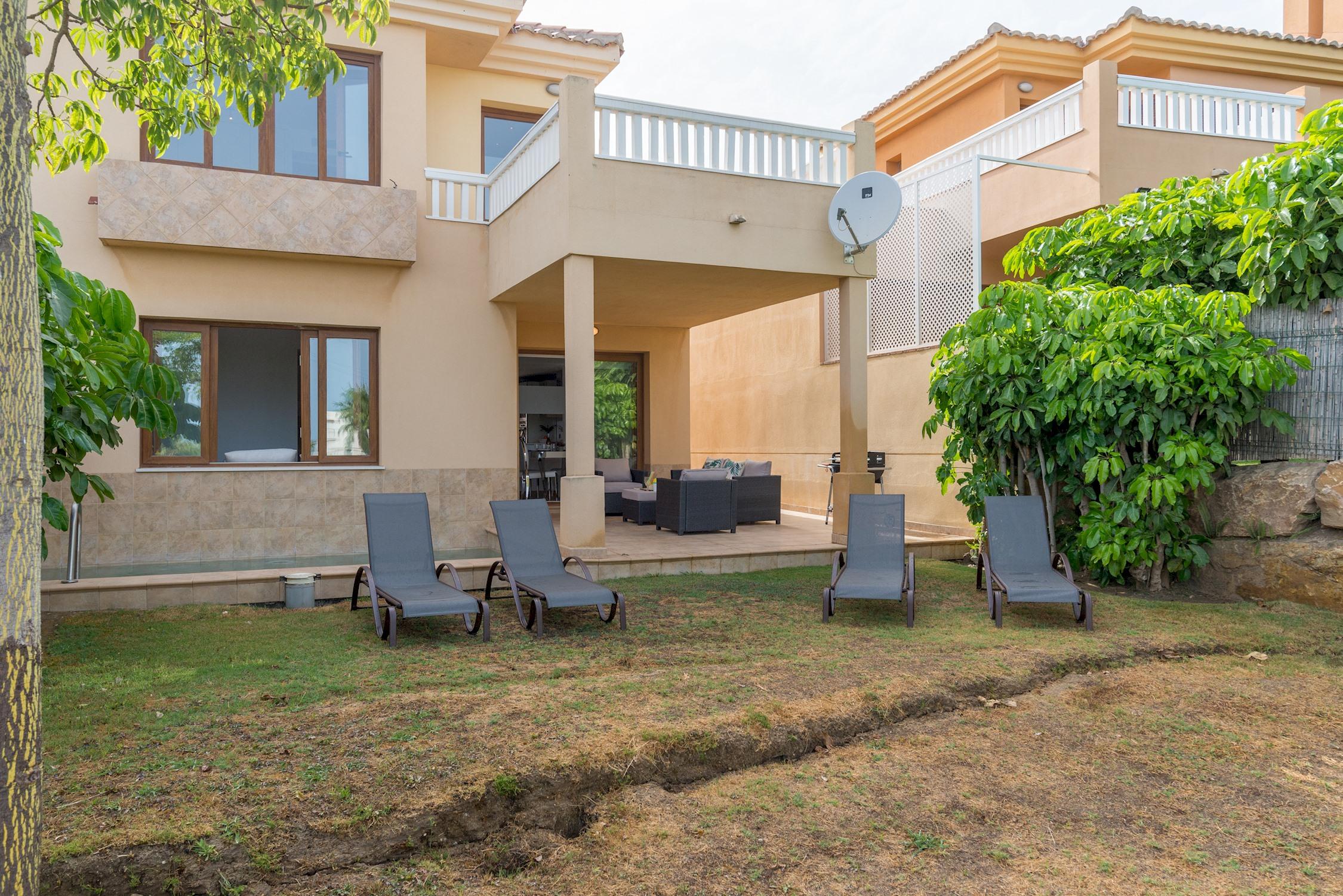 Apartment MalagaSuite Private Deluxe Villa photo 20236397