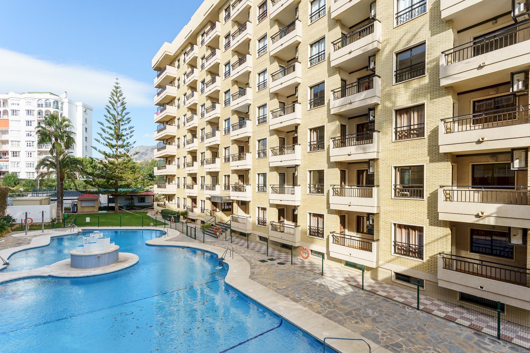Apartment MalagaSuite Cozy Apartment in Fuengirola photo 20507108