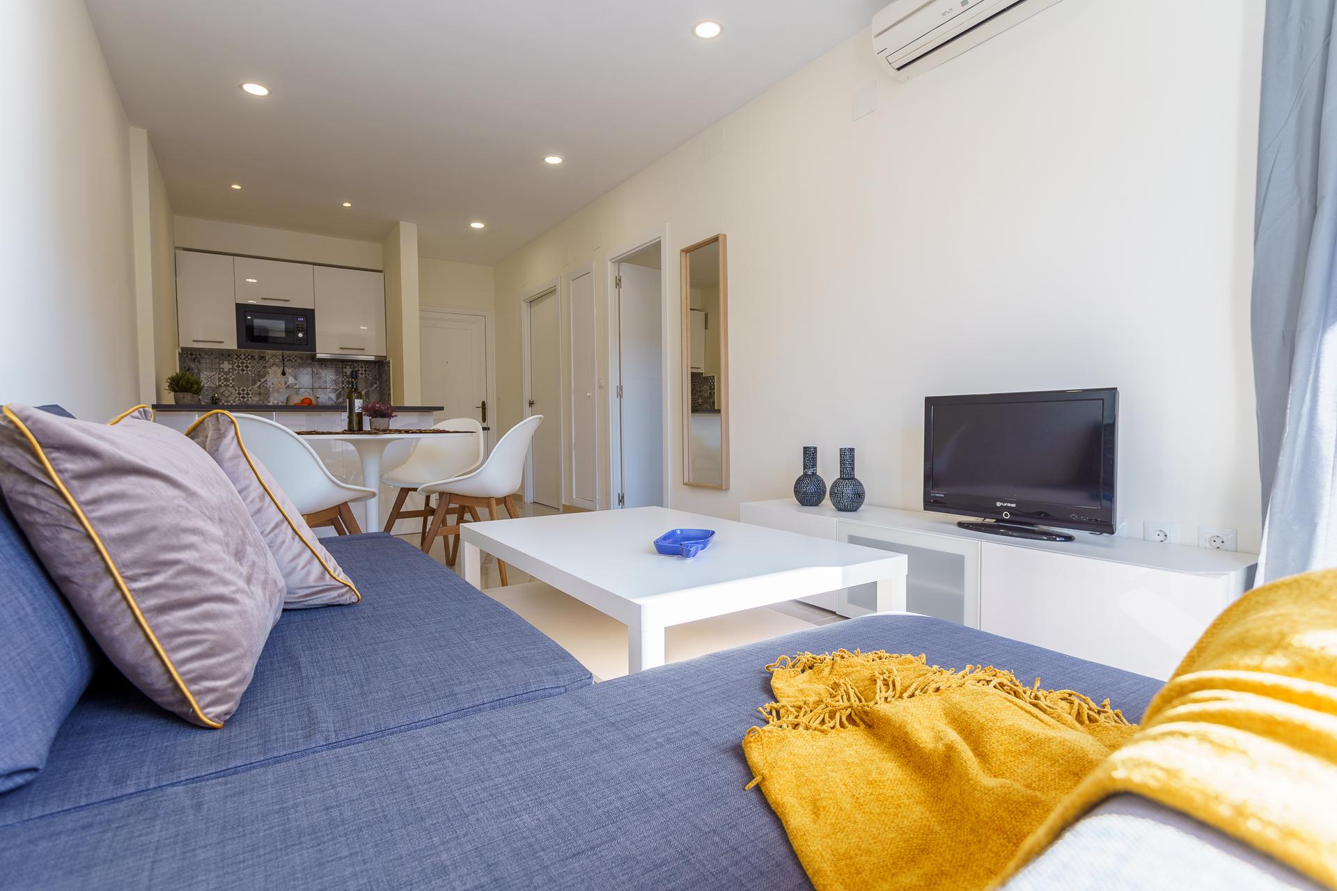 Apartment MalagaSuite Cozy Apartment in Fuengirola photo 20507120