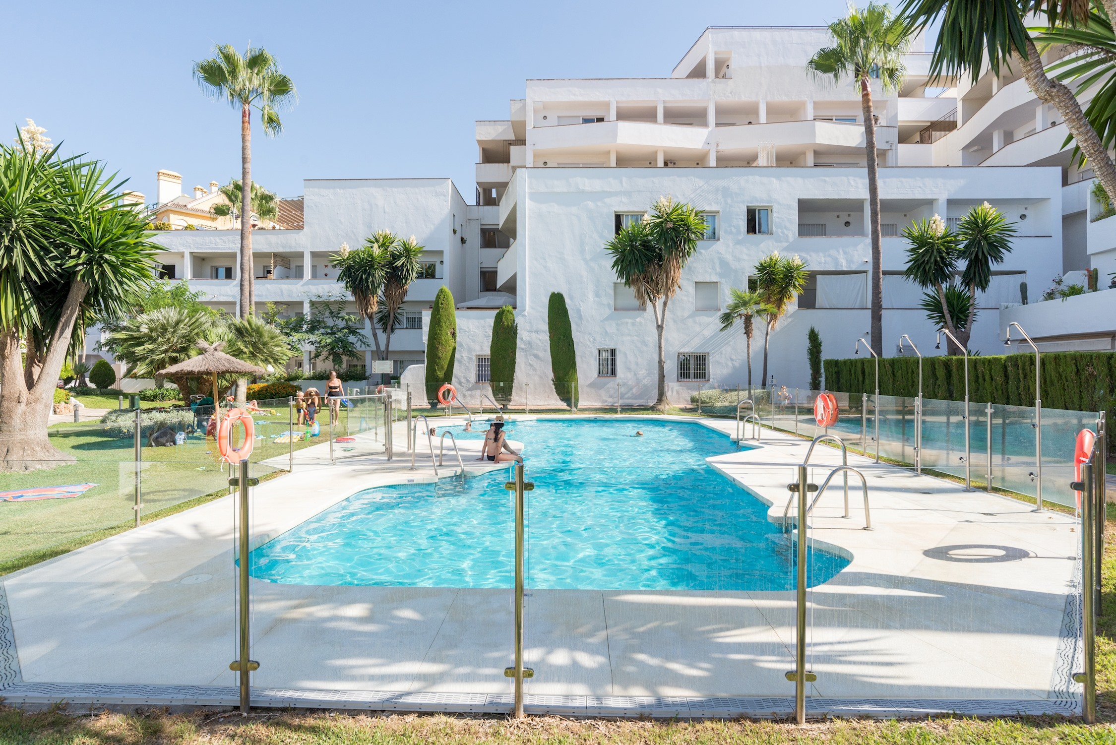 Apartment MalagaSuite Marbella Solarium   Pool photo 21306955