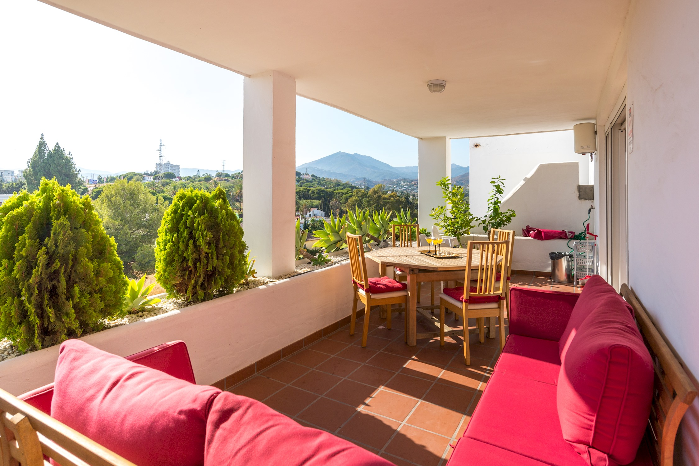 Apartment MalagaSuite Marbella Solarium   Pool photo 21307005