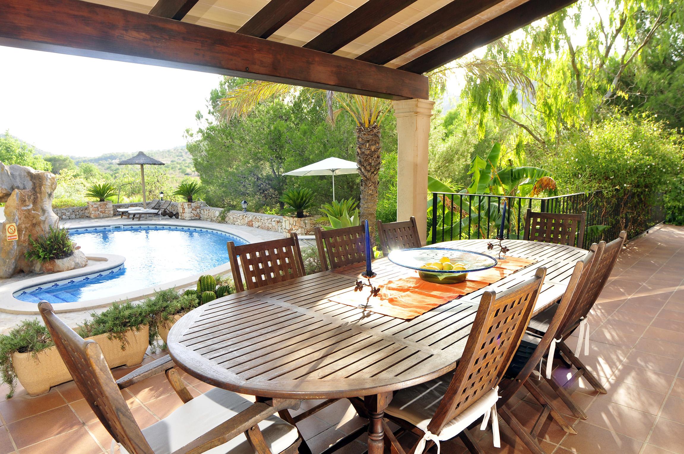 Apartment Es Castell photo 20445275