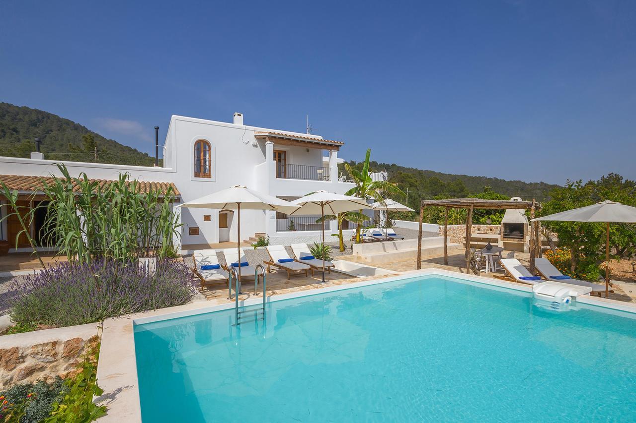 Villa Can Sunyer, con piscina, Wi-Fi y vistas al mar photo 18338237