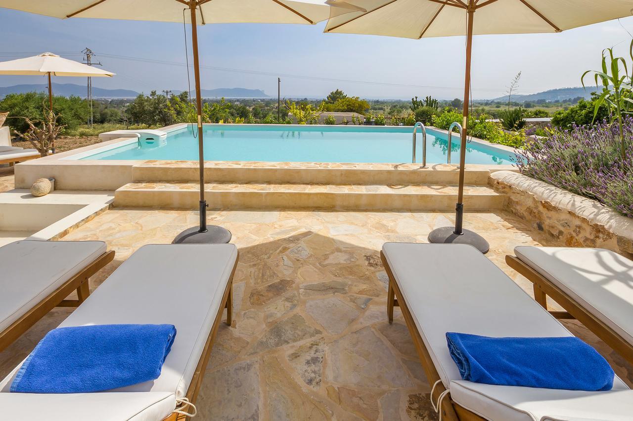 Villa Can Sunyer, con piscina, Wi-Fi y vistas al mar photo 18668924