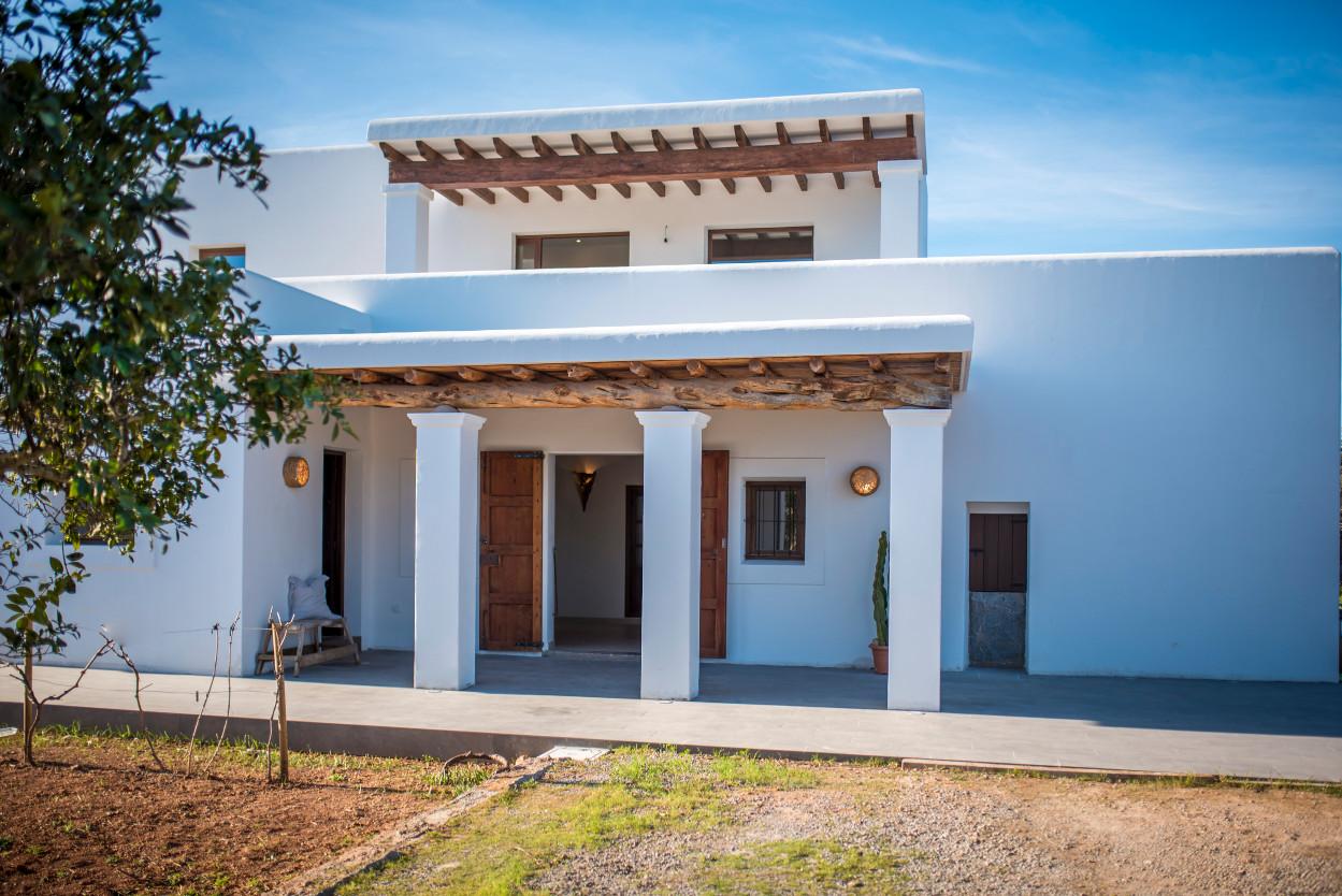 Villa a 5km de playa Salinas, con piscina, Wi-Fi y jardin photo 18455533