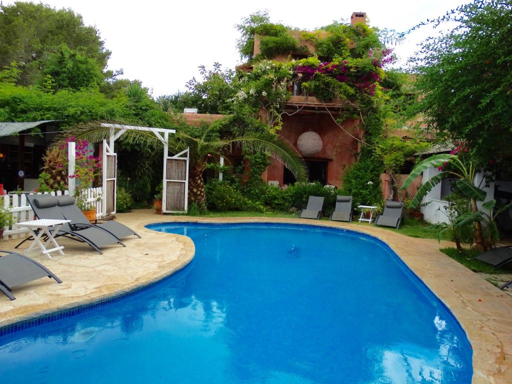 Villa Eden, piscina privada, chilout.  photo 18547347