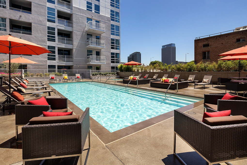 Apartment 1359- Downtown Convention Center open floor plan suite with pool  photo 16894452