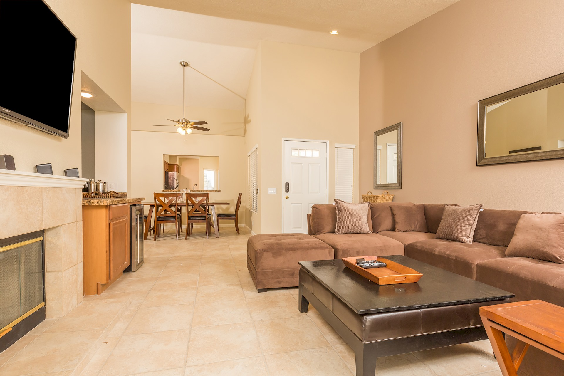 Apartment PALM DESERT LUXURY VIP HOME w POOL DESERT PARADISE photo 20215262