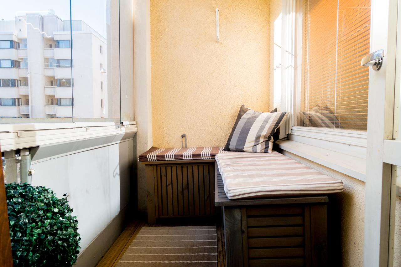 Apartment Nordic with Light Grey Interior WeHost  Abrahaminkatu photo 20337465