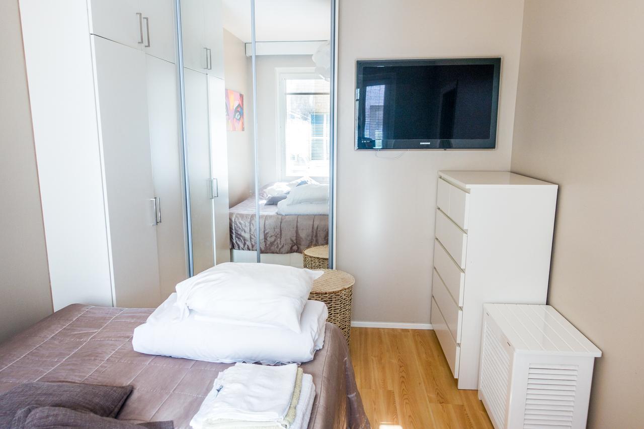 Apartment Nordic with Light Grey Interior WeHost  Abrahaminkatu photo 20246680
