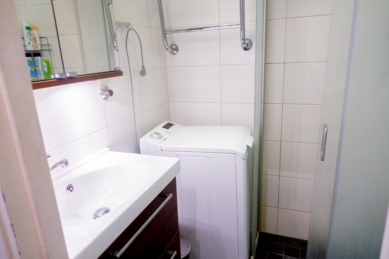 Apartment Nordic with Light Grey Interior WeHost  Abrahaminkatu photo 20246682