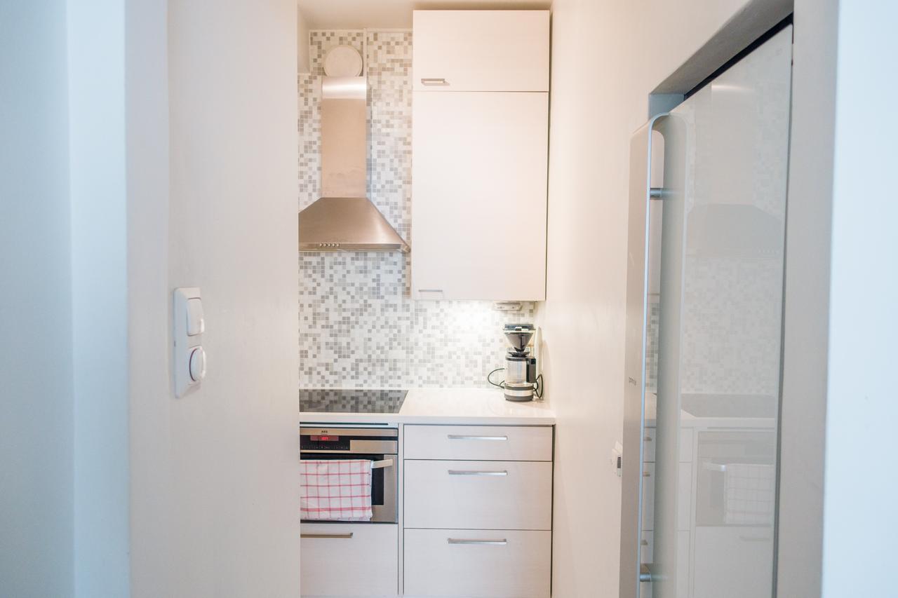Apartment Nordic with Light Grey Interior WeHost  Abrahaminkatu photo 20337467