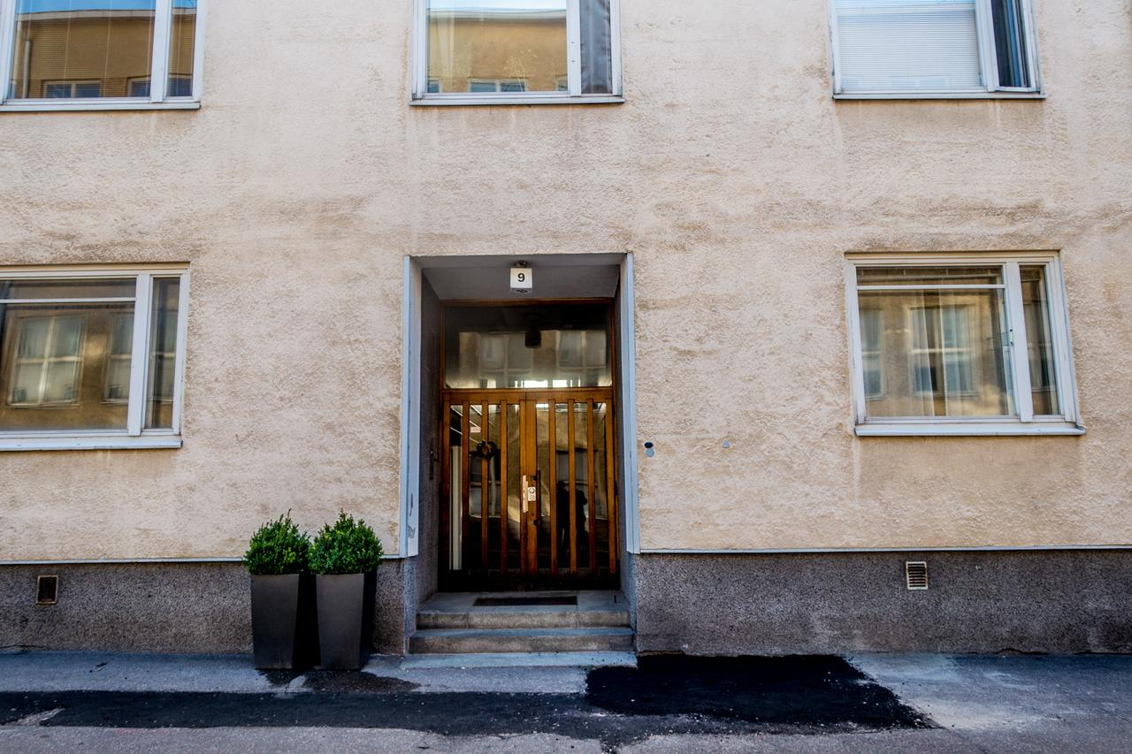 Apartment Nordic with Light Grey Interior WeHost  Abrahaminkatu photo 20772980
