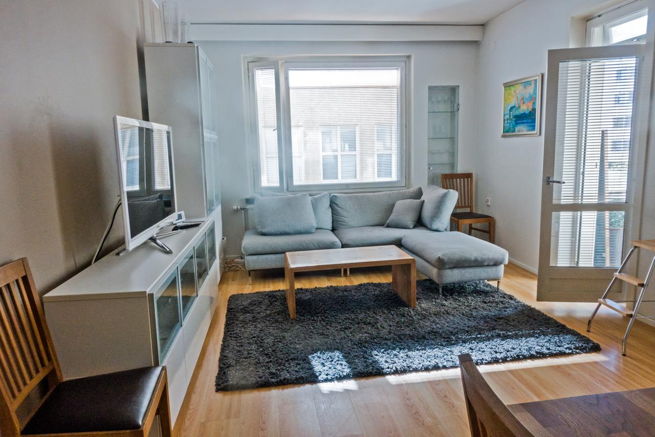 Apartment Nordic with Light Grey Interior WeHost  Abrahaminkatu photo 19672860