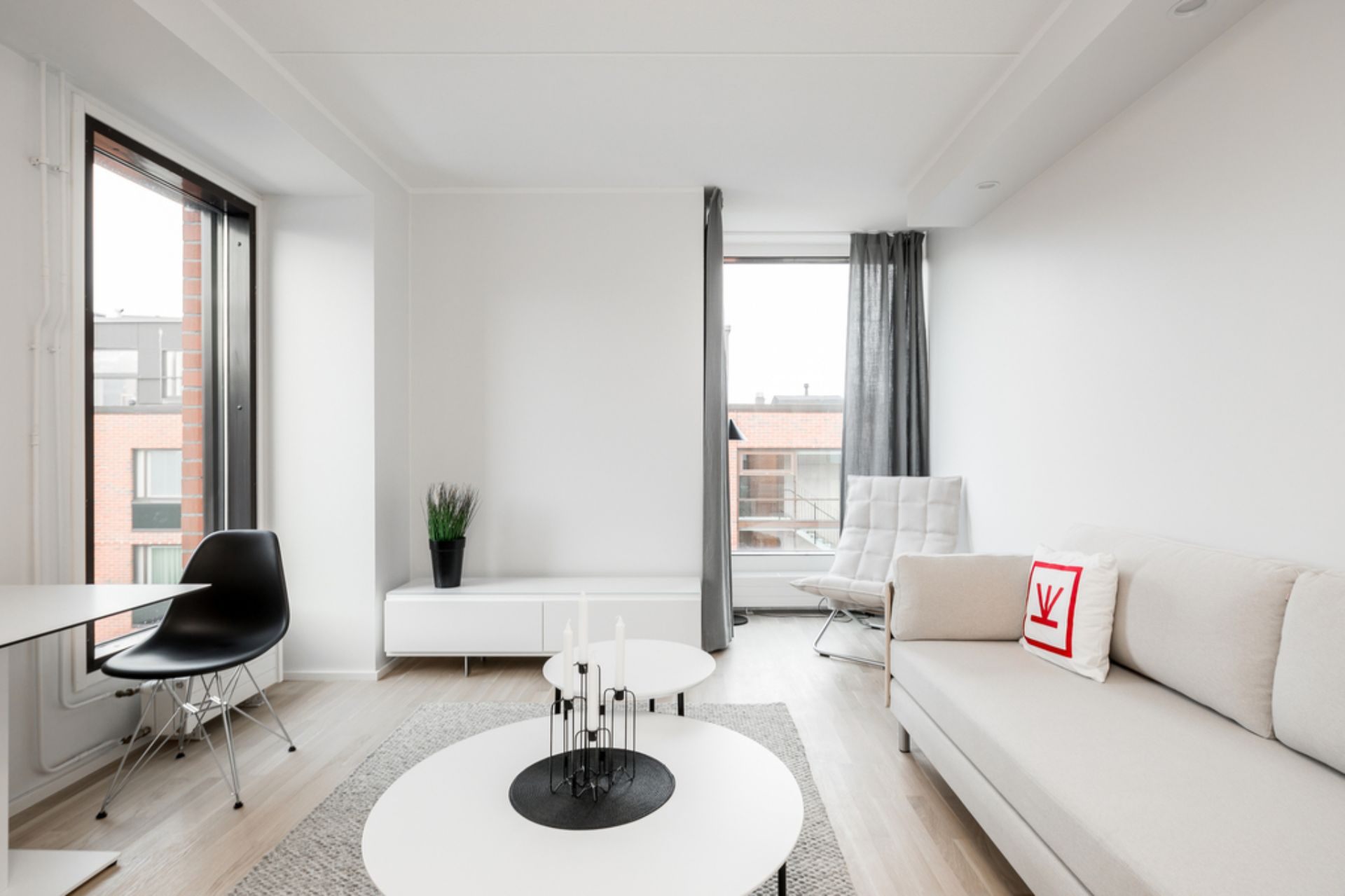 Apartment Modern and Compact WeHost  Tyrskyvuori photo 20772701