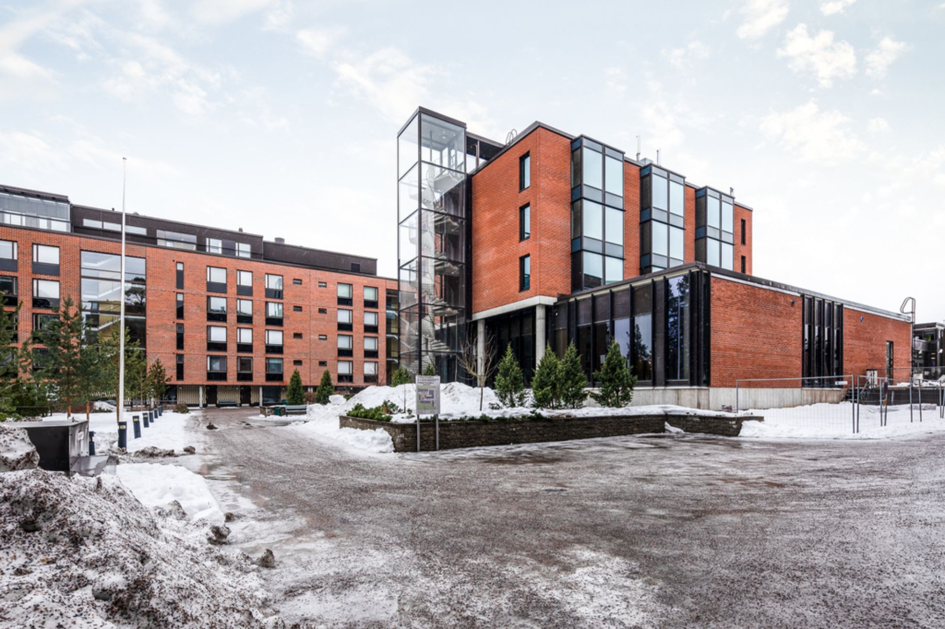 Apartment Modern and Compact WeHost  Tyrskyvuori photo 20772717