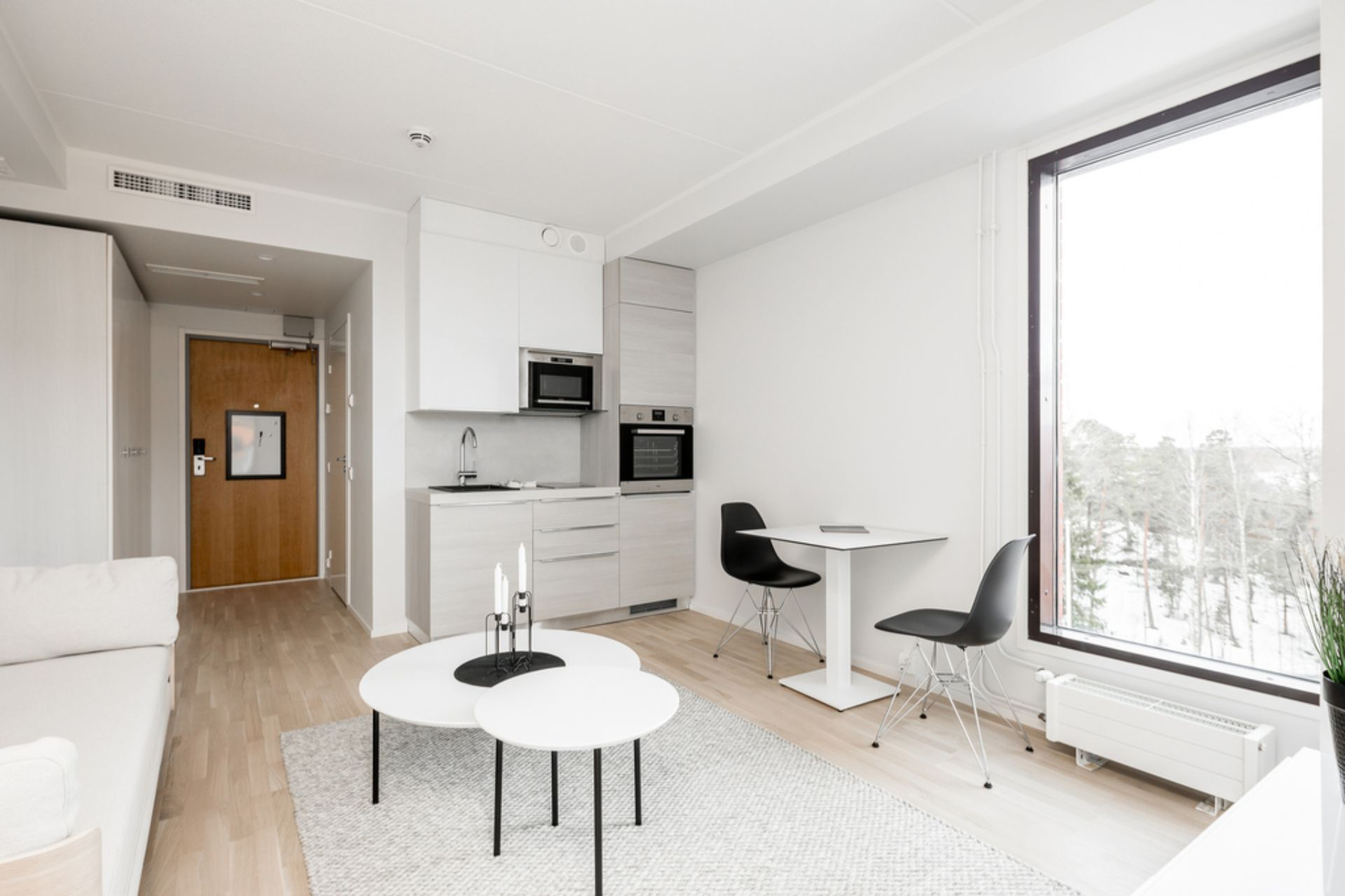 Apartment Modern and Compact WeHost  Tyrskyvuori photo 20772709