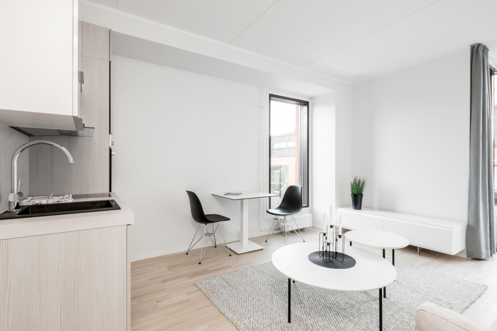 Apartment Modern and Compact WeHost  Tyrskyvuori photo 20772705