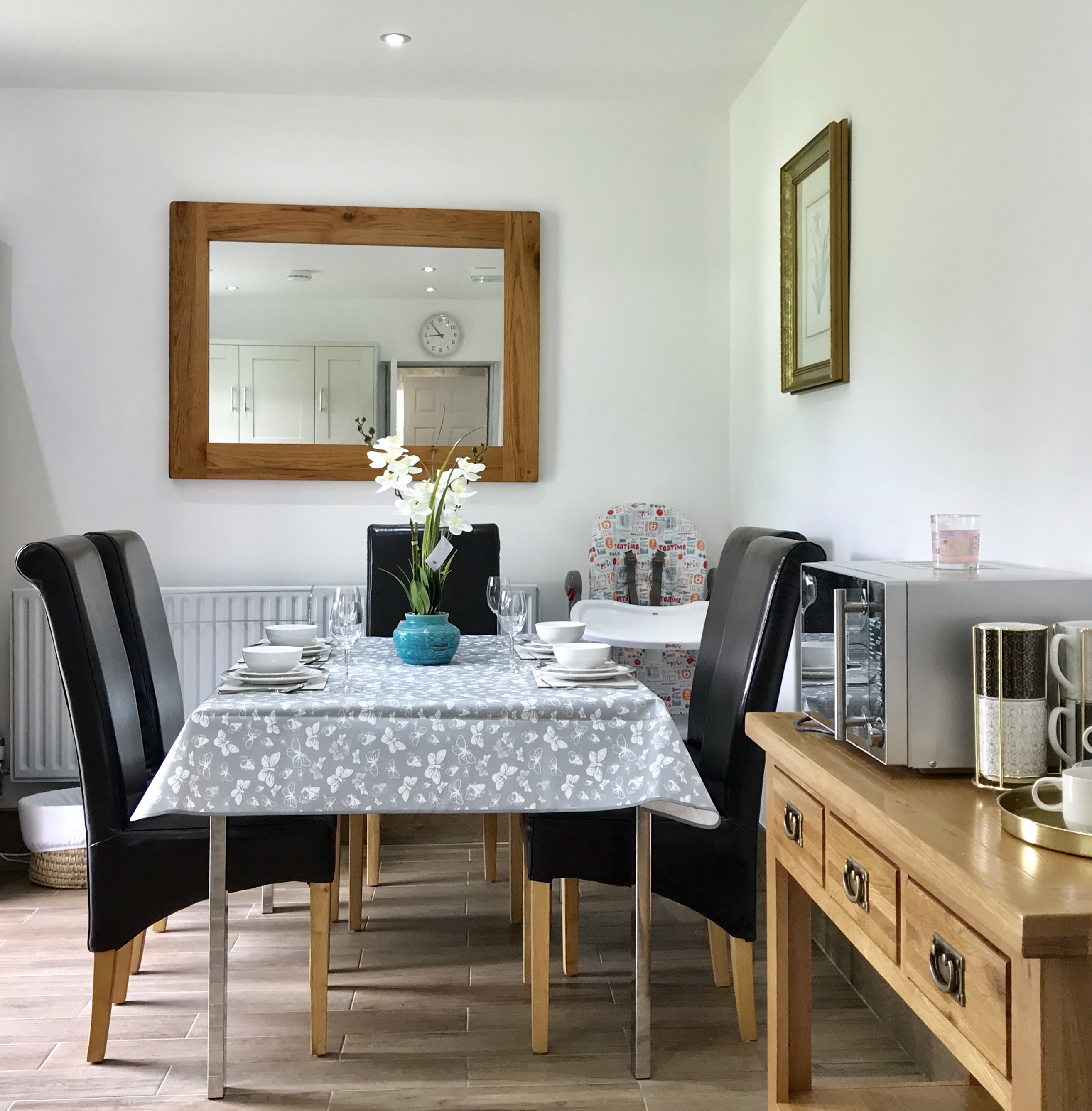 Apartment The Woodfarm Lodge - 3 Bedroom House with parking - Oxford photo 20472362